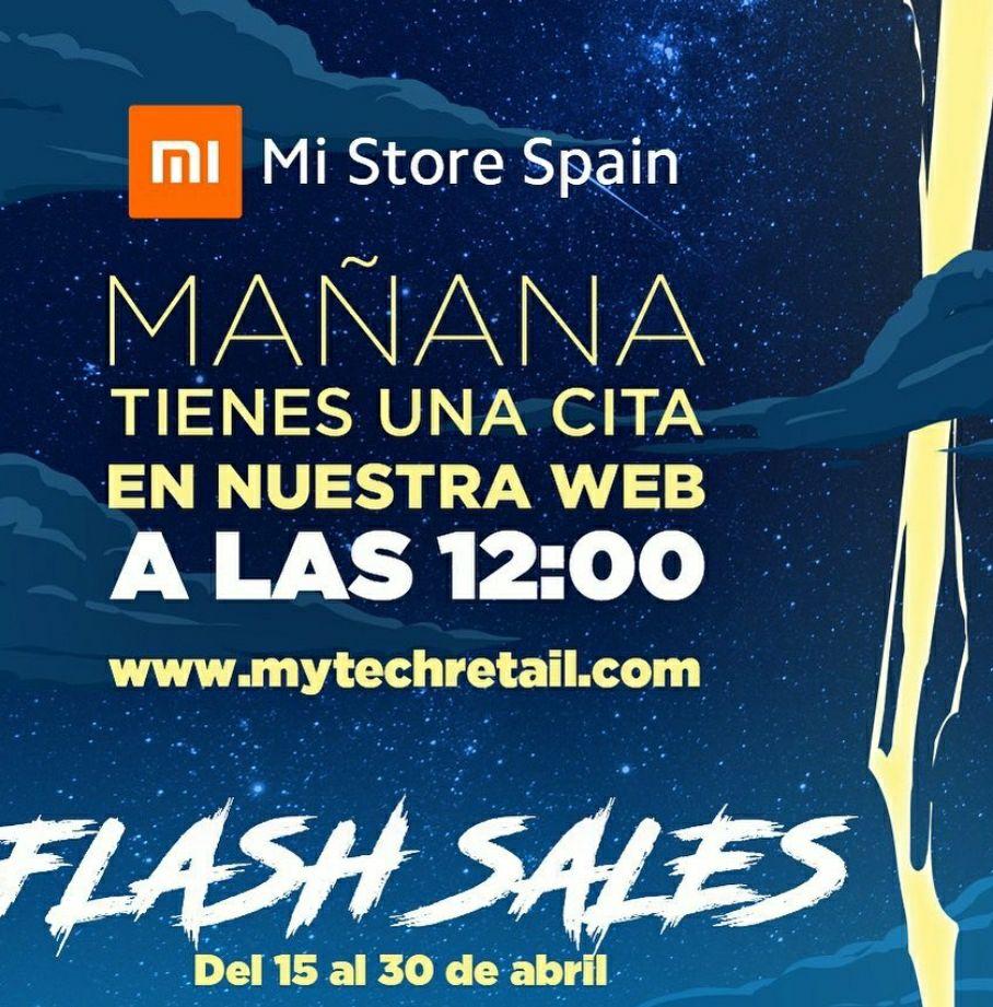 Flash Sale Xiaomi