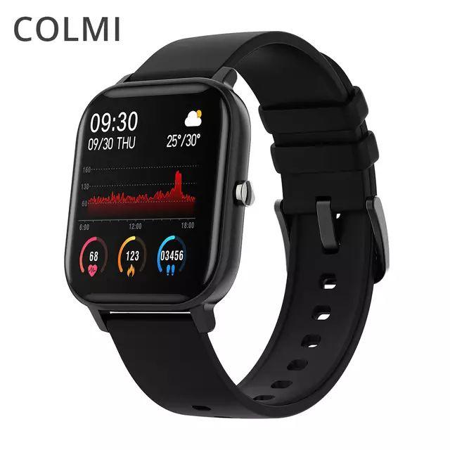 Smartwatch COLMI P8 de 1,4 pulgadas para hombre
