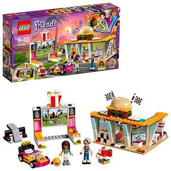 la Cafetería de Pilotos Lego Friends, (precio socio 20,99)