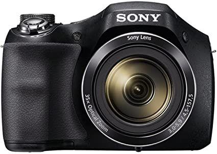 Sony DSC-H300 cámara básica con zoom óptico X35 - REACO BUENO