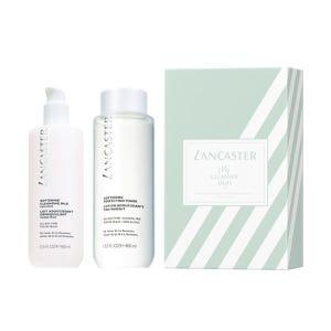 LANCASTER - Duo limpieza facial Softness