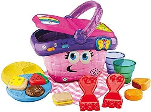 Cefa Toys - Juguete Cesta Picnic, comparte y aprende con Voz