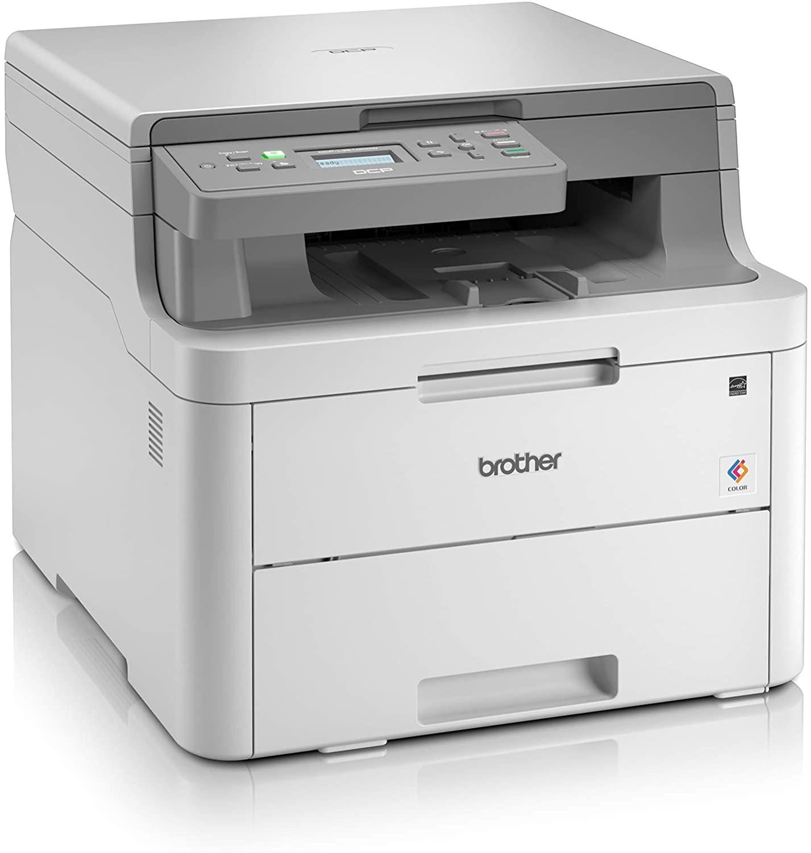 Brother DCPL3510CDWG1 3IN1 Impresora LED