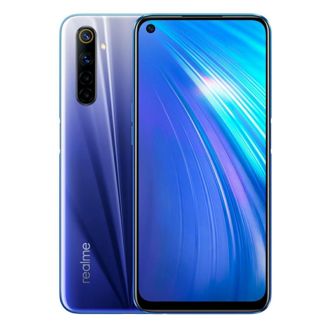 Realme 6 8/128 GB azul