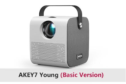 MiniProyector Akey7 2800lumens