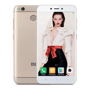 "5.0"" Xiaomi Redmi 4X 32+3GB Snapdragon435 4100mah 4G Smartphone 13MP 2SIM 8-Core"