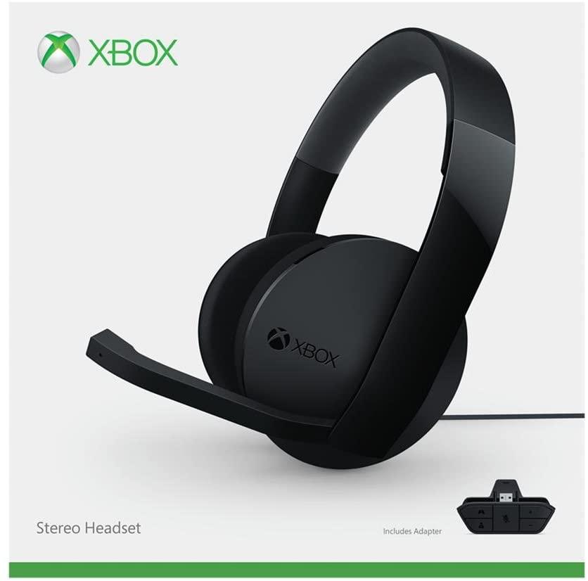 Auriculares Wired Stereo Headset - Nueva Reedición (Xbox One) (Mínimo histórico)