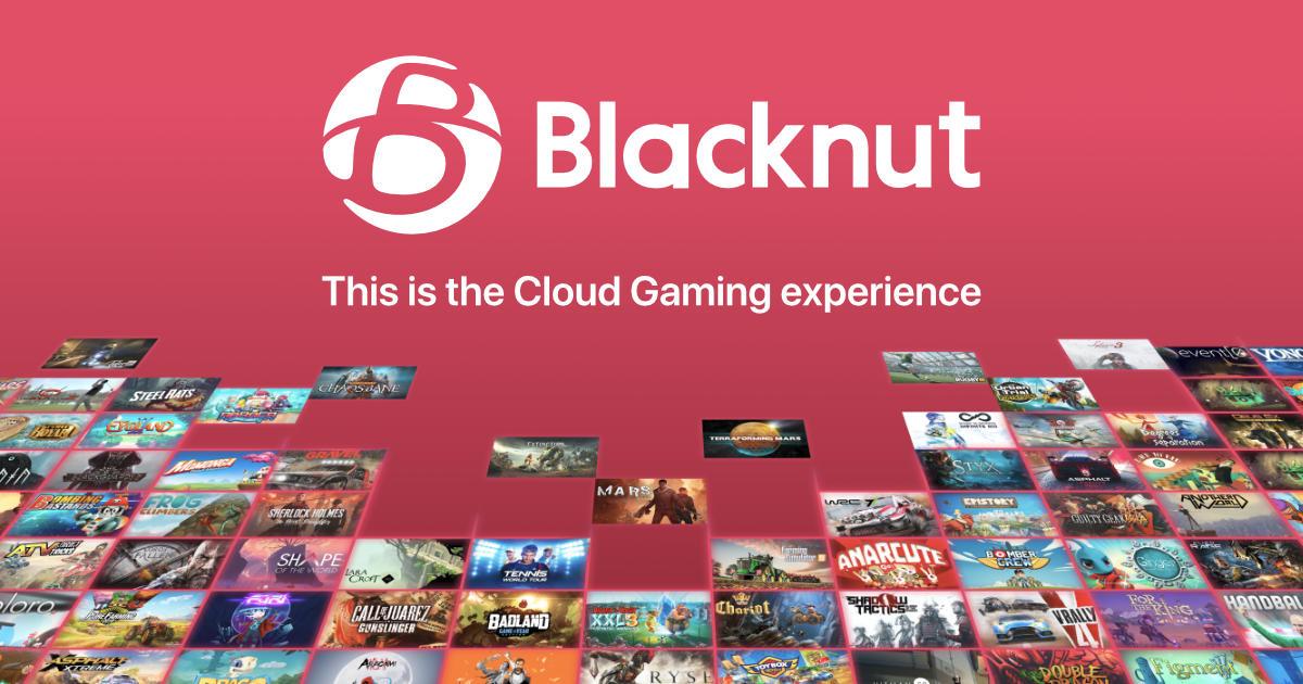 Blacknut - Cloud Gaming al 50% durante 2 meses