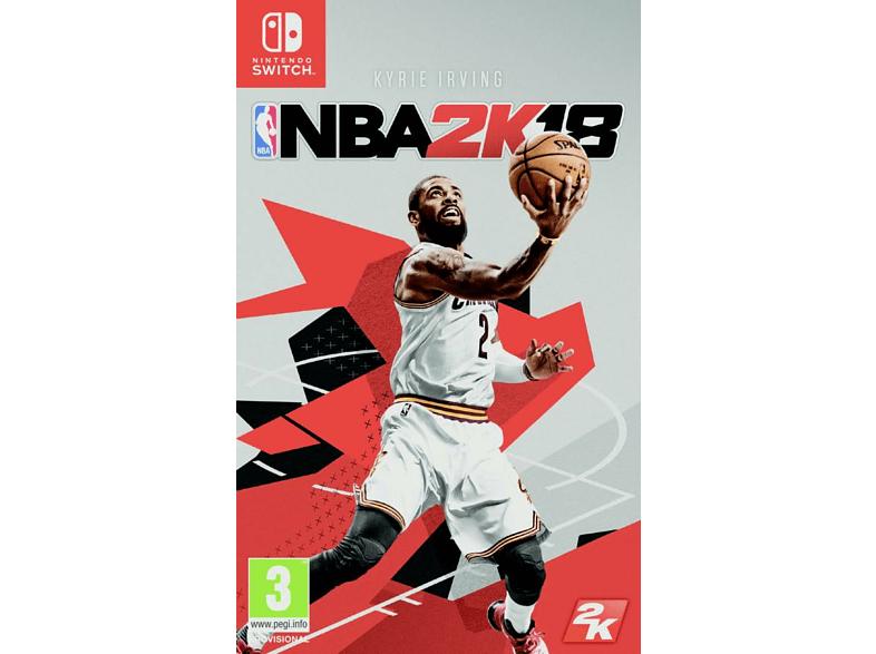NBA 2K18 para Nintendo Switch