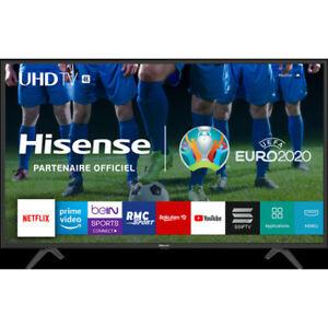 "Tv 55"" Hisense Smart TV UHD 4K + 10 códigos Rakuten Tv"