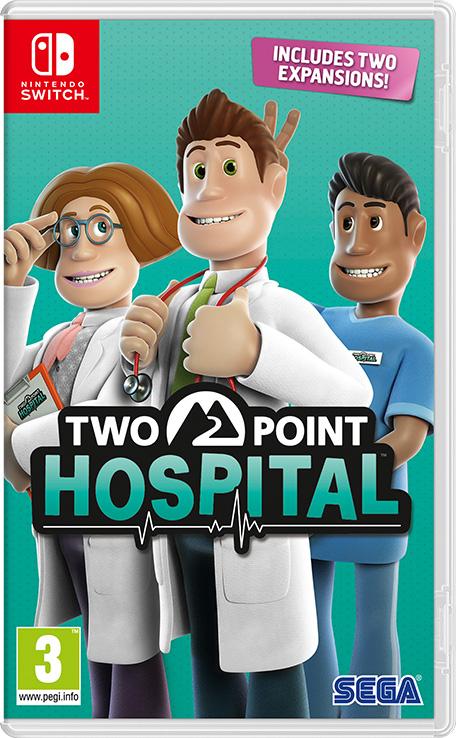 Two Point Hospital - Nintendo Switch (eShop México)