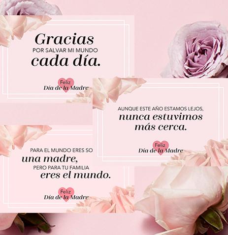 POSTAL DÍA DE LA MADRE + CAJA GRATIS CON TU PEDIDO (Envío gratis)