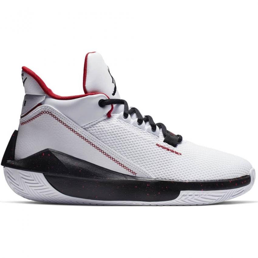 Zapas Nike Jordan 2x3 Blanco (40.5 , 48.5 y 49.5)