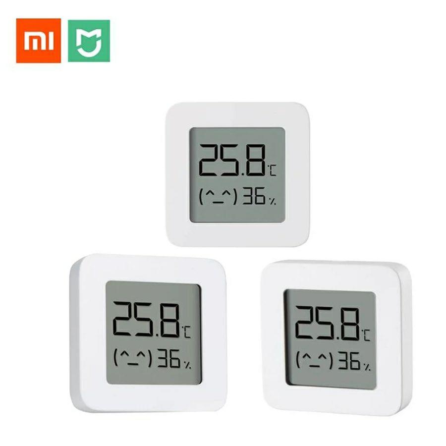3 termómetros higrometros digitales bluetooth
