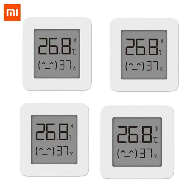 4 termómetros higrometros digitales bluetooth