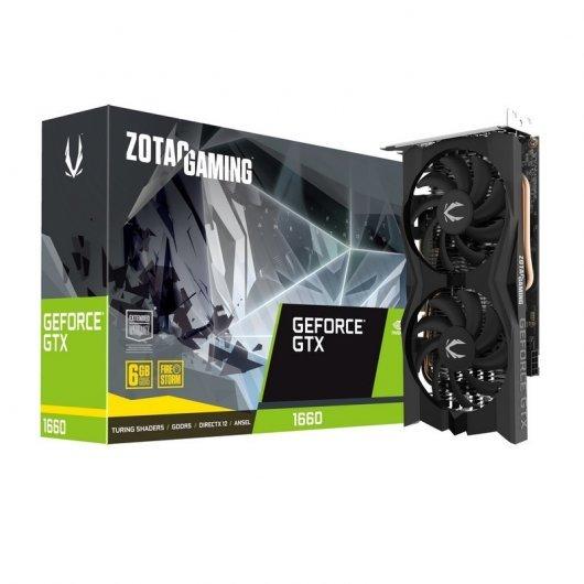 Zotac GeForce GTX 1660 Twin Fan 6GB GDDR5