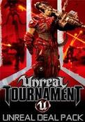 PC (STEAM): UNREAL TOURNAMENT DEAL PACK (5 juegos) por sólo 1,97€
