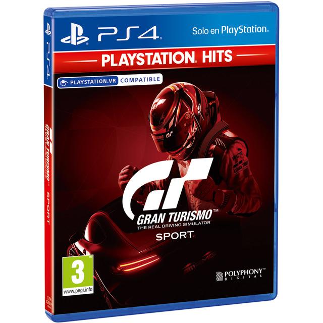 Gran Turismo Sport PS4 Hits Amazon Fisico