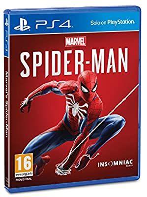 Marvel's Spiderman 19,90€ y GOTY 29,90€