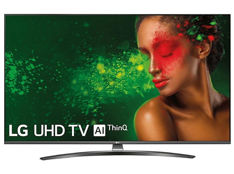 "TV LG 65UM7660PLA 65"" LED UltraHD 4K con Asistente de Google y Alexa."