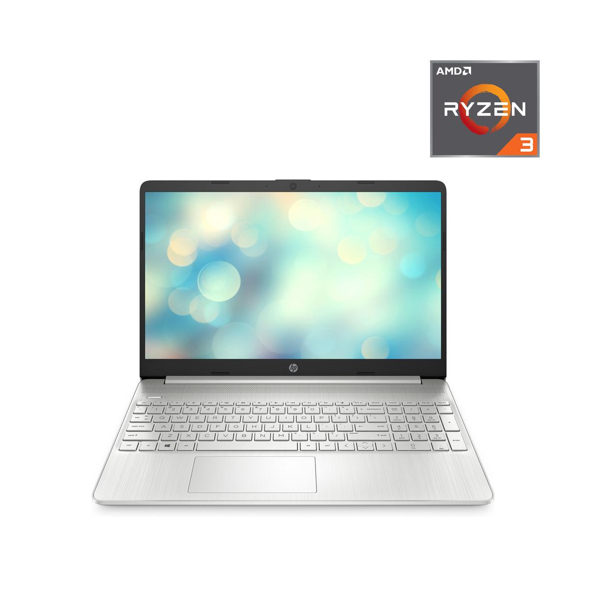 Portátil HP 15s-eq0016ns, AMD Ryzen 3