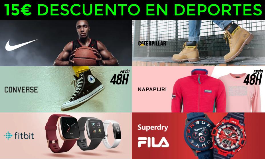 15€ Descuento en Private Sport Shop para pedidos +50€