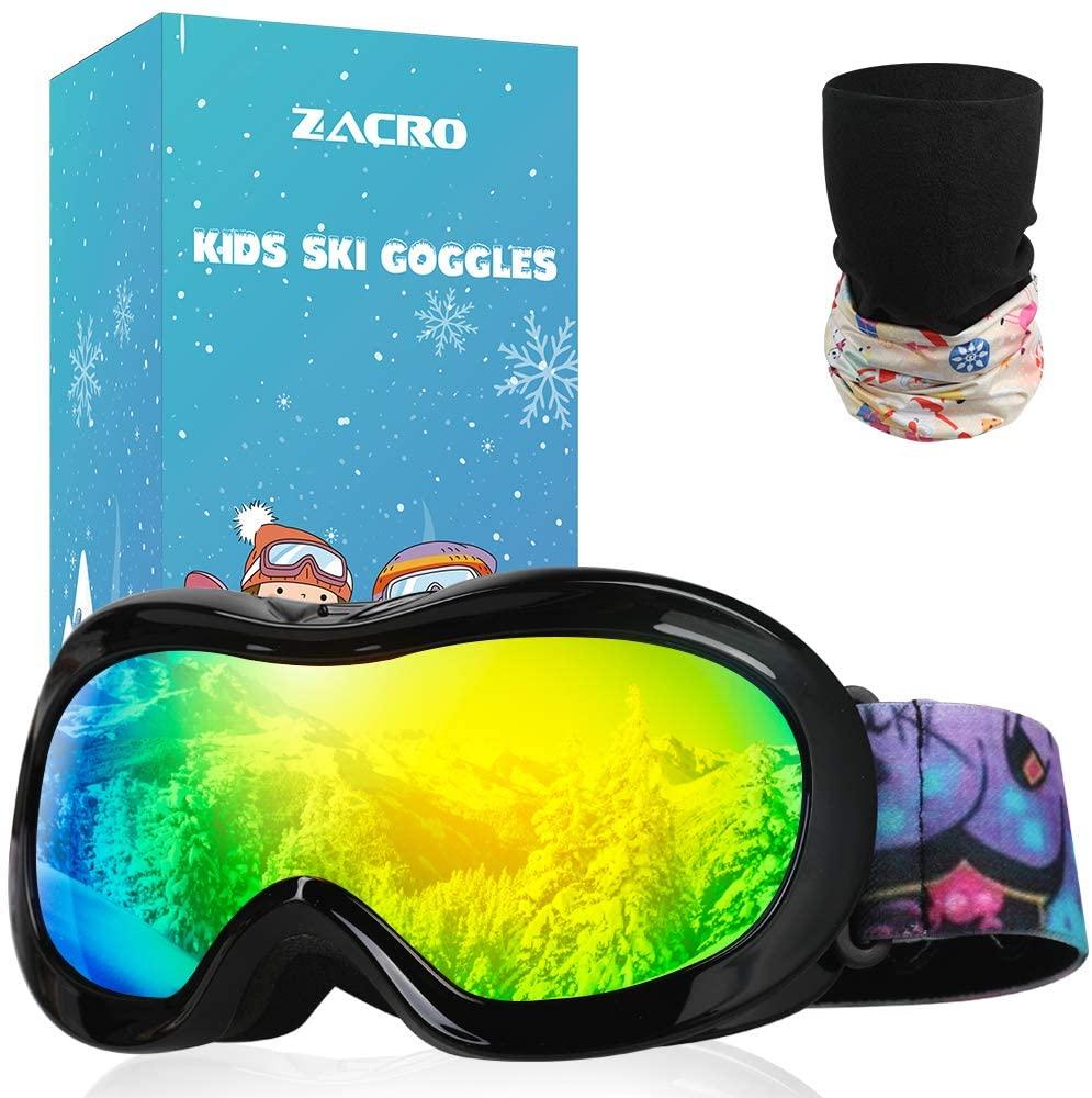 Gafas de nieve para niños + Pañuelo braga