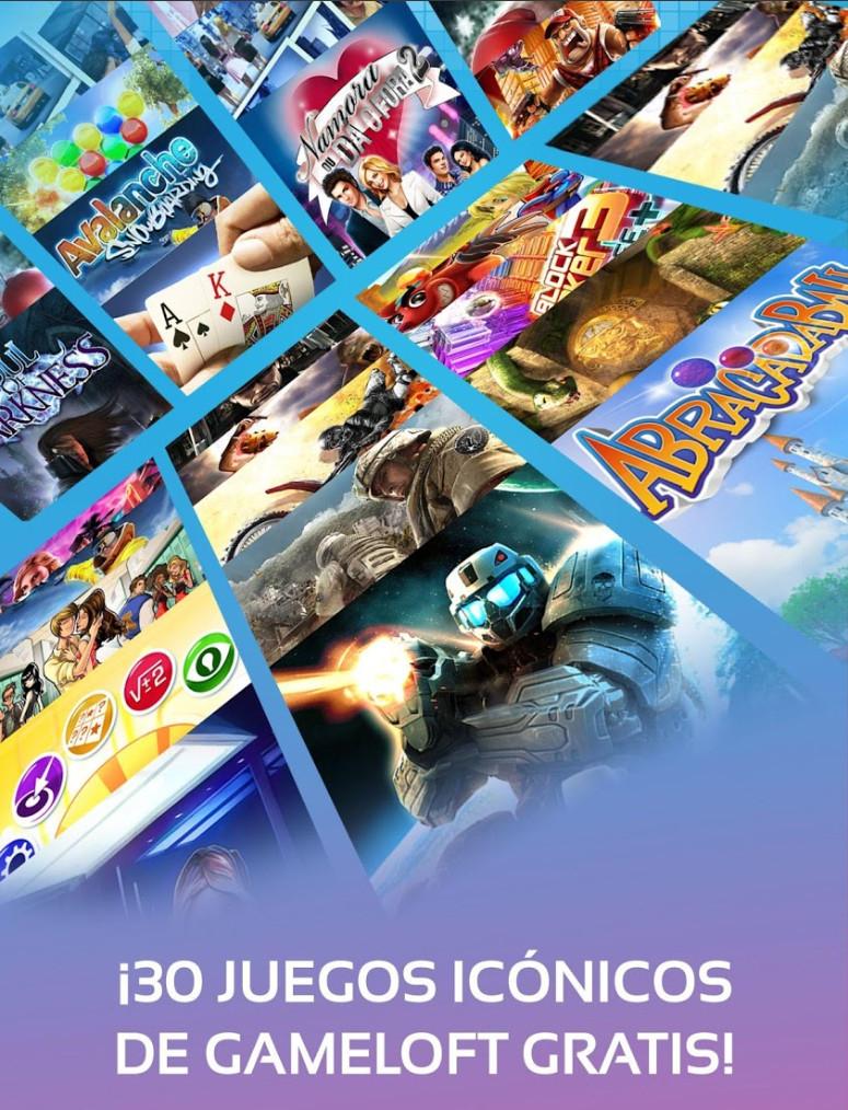 ANDROID: Gameloft celebra su 20 aniversario con un pack gratis que incluye 30 de sus icónicos juegos