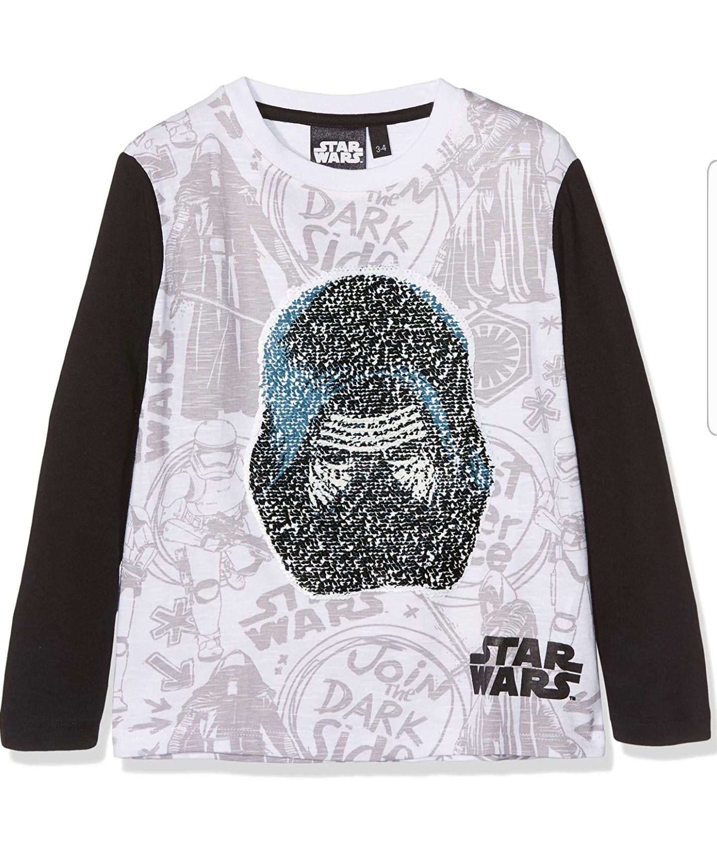 Camiseta para niños - Star Wars Desigual (talla 11/12)