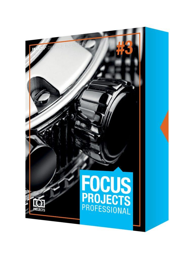 FOCUS Projects 3 Professiona GRATIS !