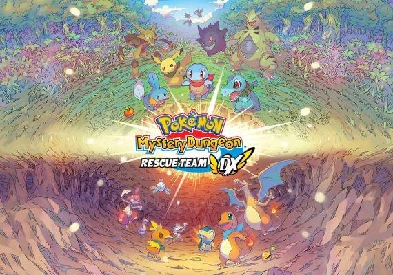 Pokemon Mundo Misterioso Dx (Digital)
