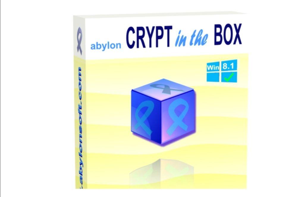 Software de encriptación cript in the box