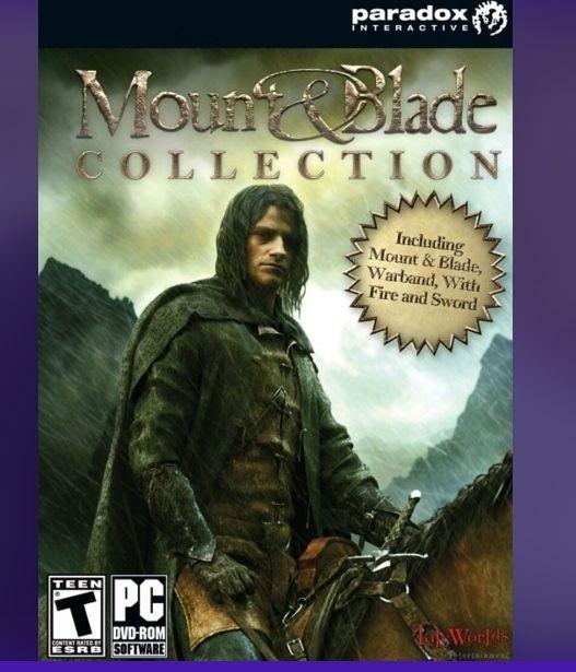 Mount & Blade Colección Completa Steam Key GLOBAL