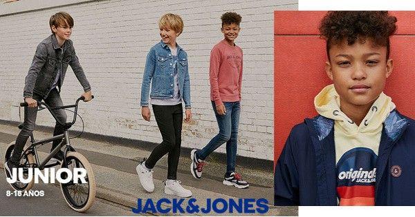 Ropa Jack & Jones para niño a mitad de precio en El Corte Inglés