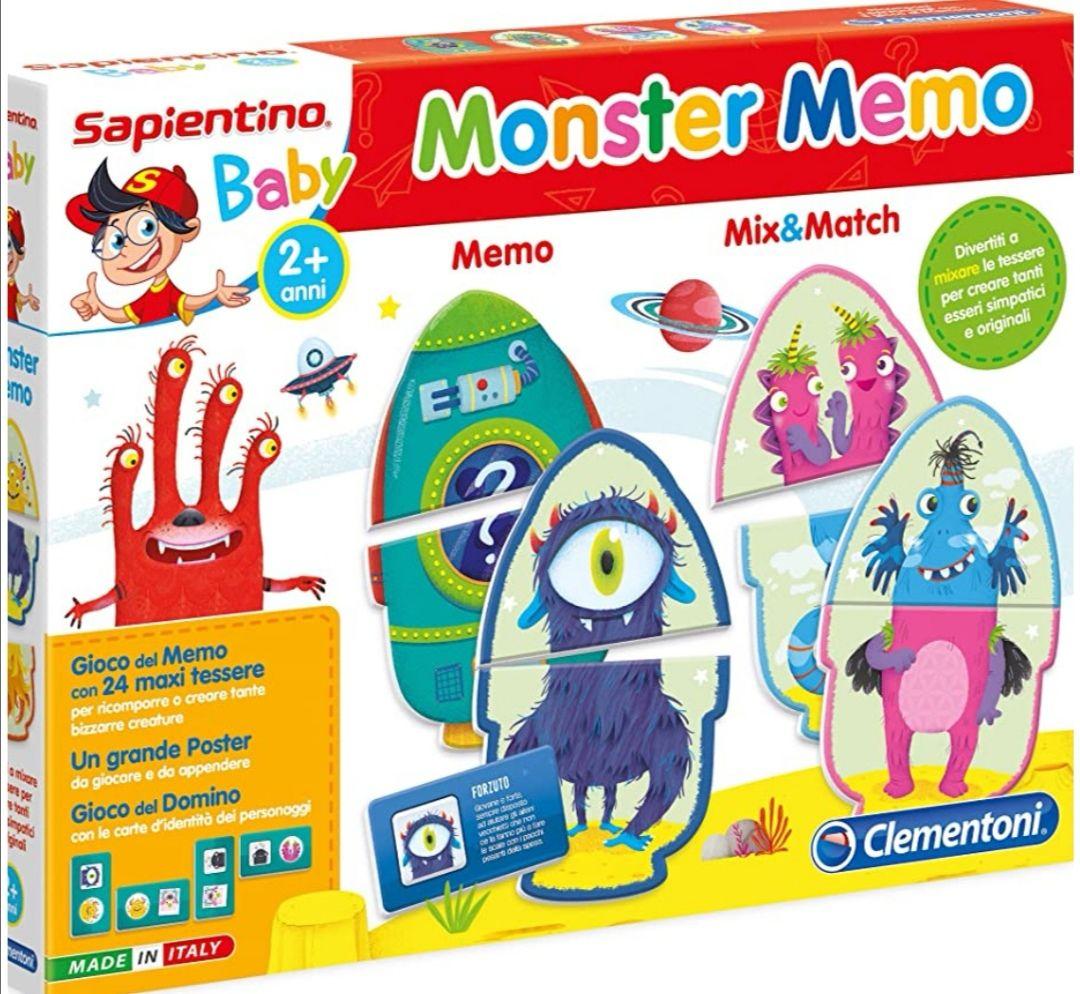 Clementoni Monster Memo.