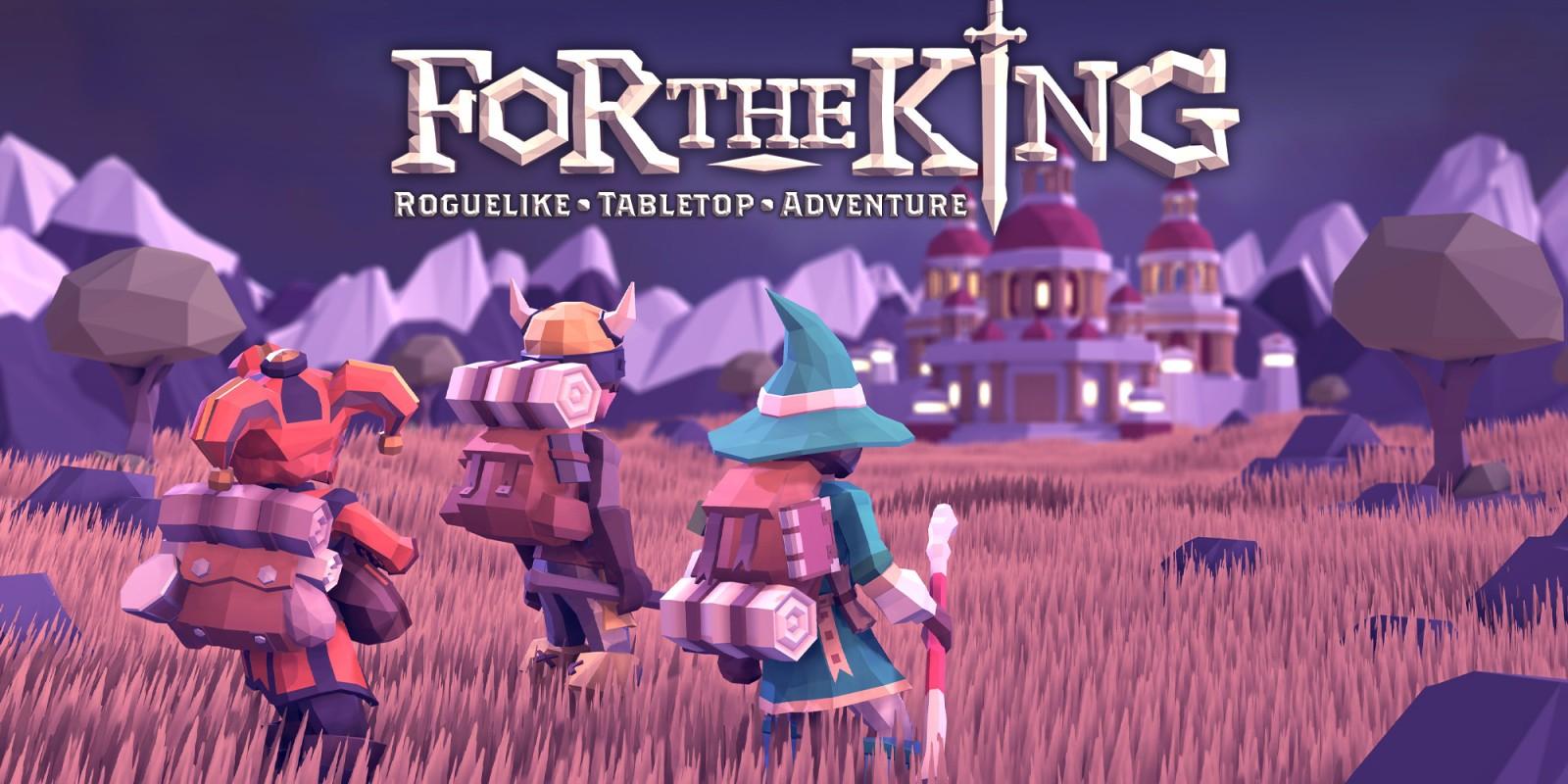 [Epic Games] GRATIS: For The King