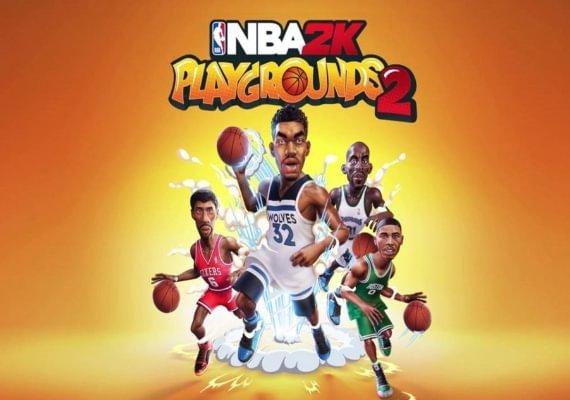 NBA 2K Playgrounds 2 key para Steam Muy divertido !!