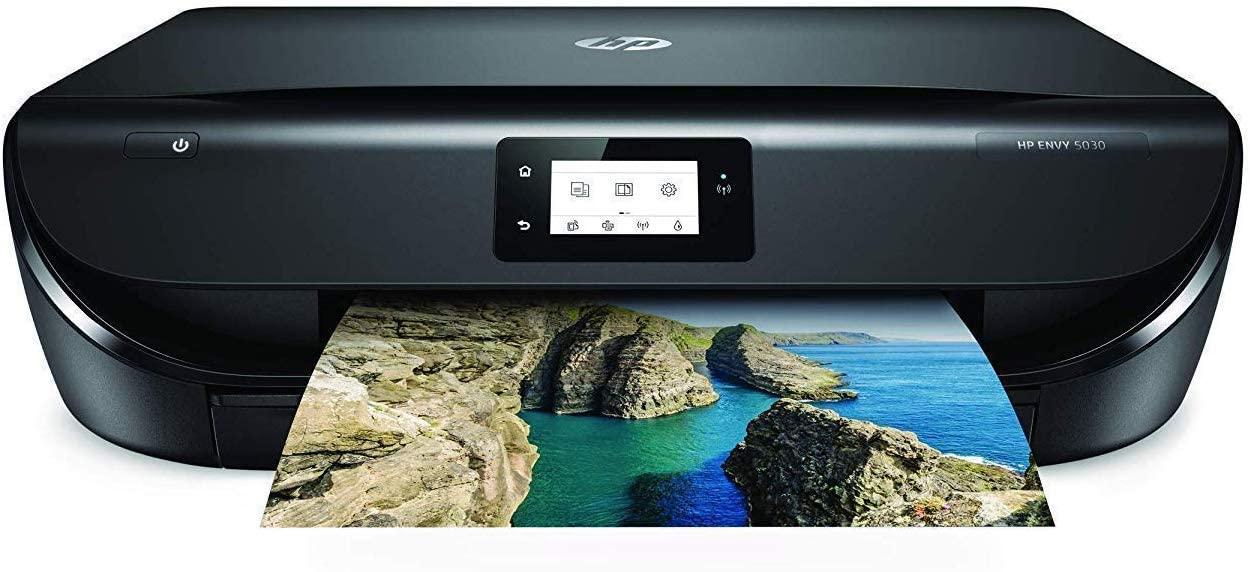 HP Envy 5030 – Impresora Multifunción Inalámbrica + 1 año de Instant Ink
