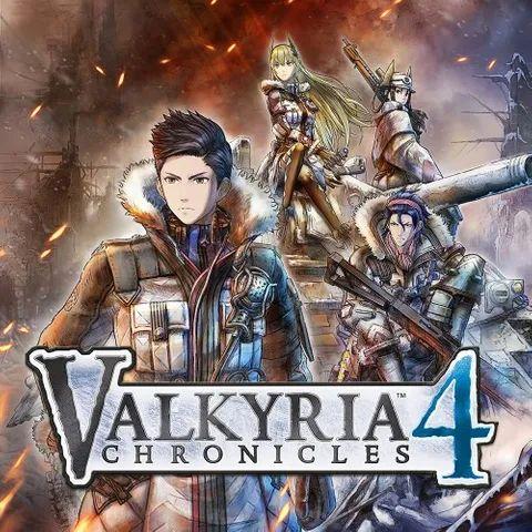Valkyria Chronicles 4 Switch (Eshop Sudáfrica)