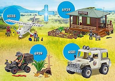 Packs de playmobil a buenos precios