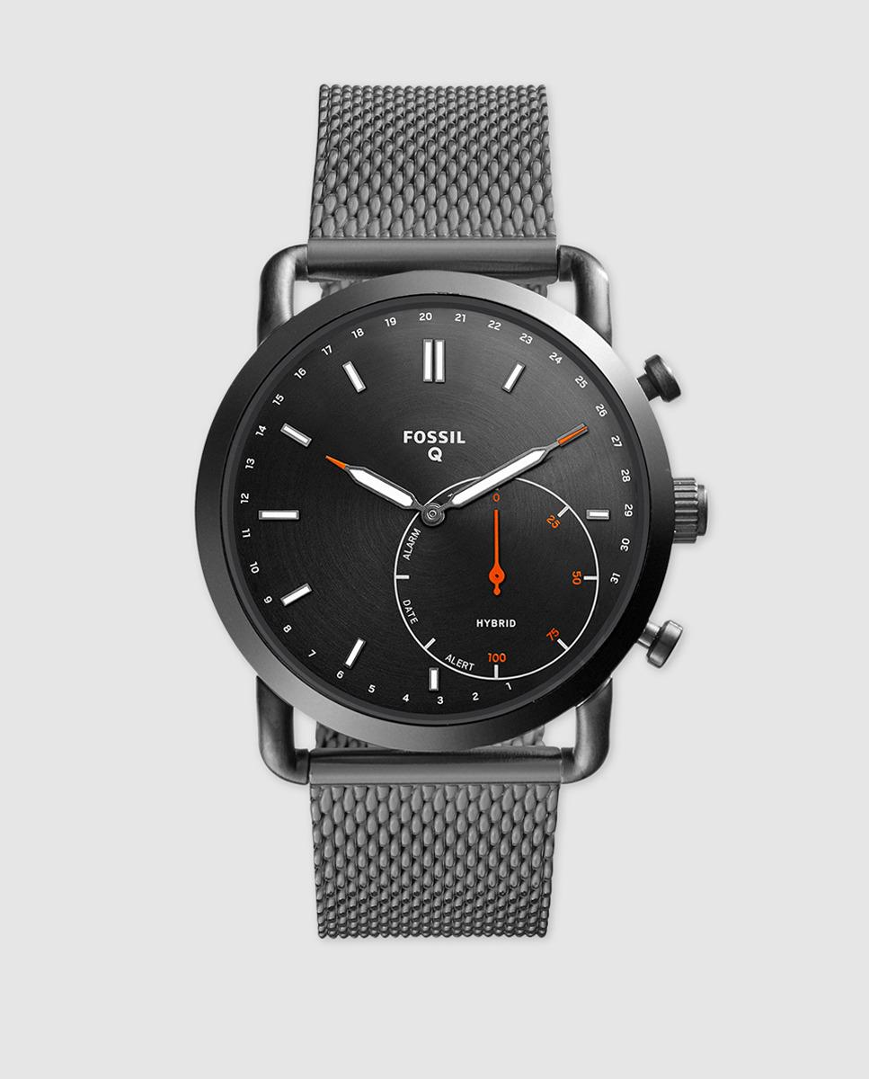 Smartwatch híbrido Fossil Q Commuter FTW1161 de acero