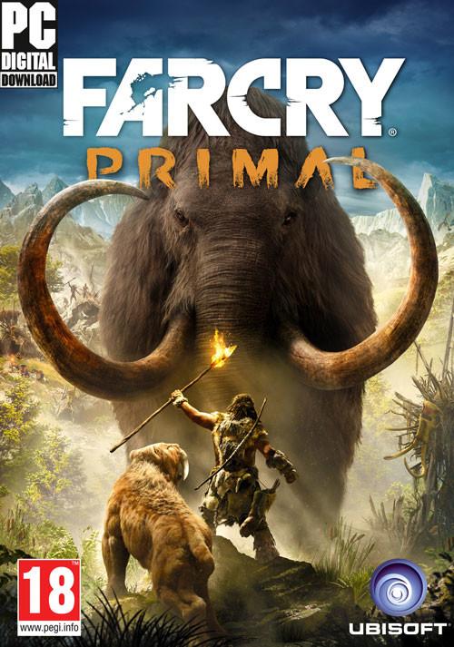 Far Cry Primal para PC - Uplay
