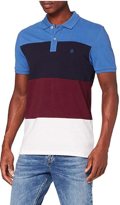 Springfield Polo Quad Color para Hombre. Talla M.