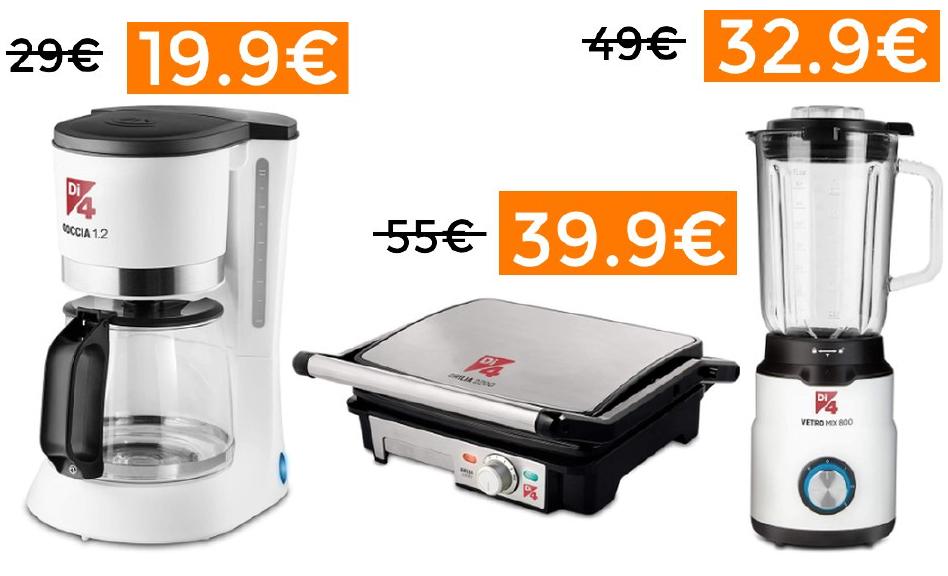 Bajadas en cocina Di4 - Desde España (Aliexpress Plaza)