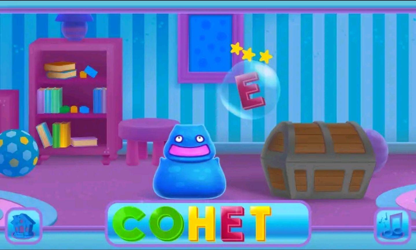 Alfabeto para niñ@s ABC Glooton