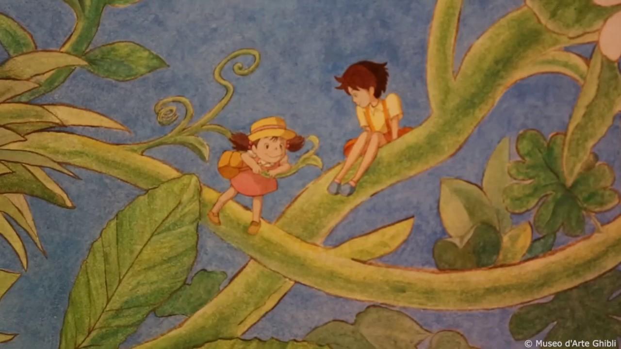 Museo Estudio Ghibli gratis por Covid-19