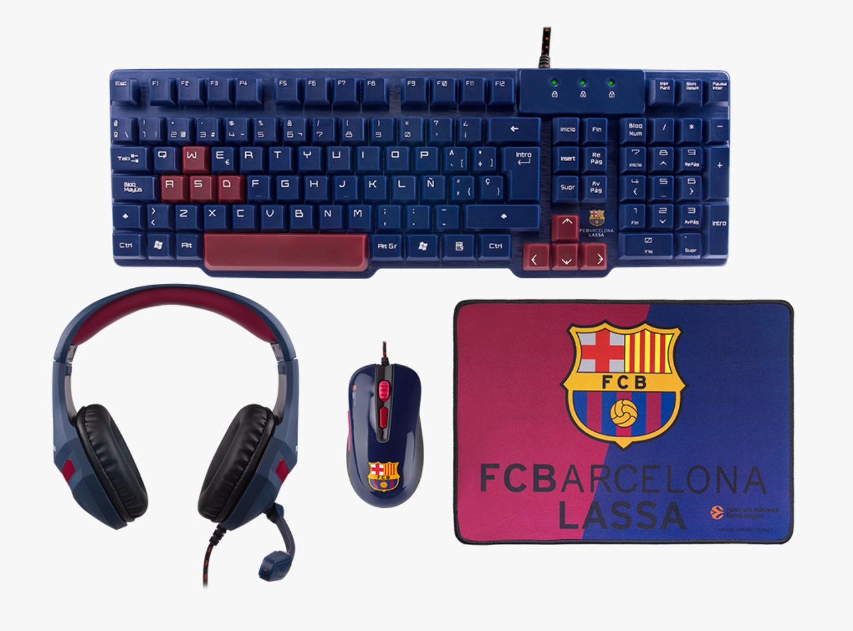 Pack Mars Gaming - FC Barcelona