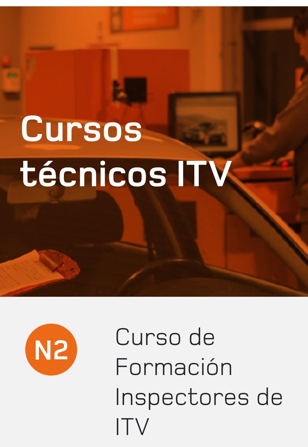 """CURSO GRATUITO para """"INSPECTOR TÉCNICO DE ITV"""" en Applus+ Iteuve"""
