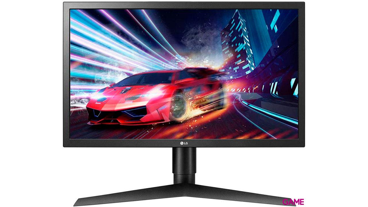 """LG 24GL650-B 24"""" Full HD 144HZ Freesync - Monitor Gaming"""