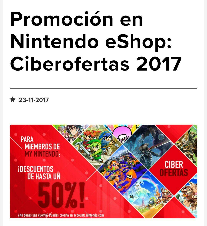 Nintendo eshop 50%